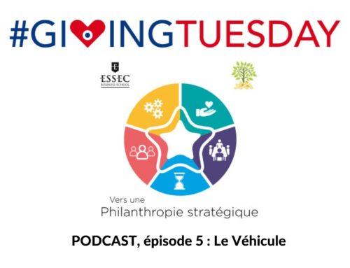 Podcast de la Chaire Philanthropie de l'ESSEC